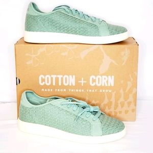 Reebok Women's NPC UK Cotton and Corn Sneakers
